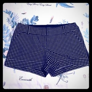 The Limited NWOT Microdot Shorts